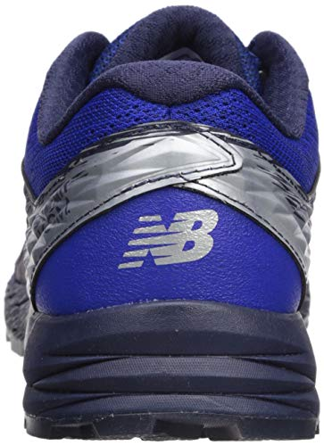 Homme pigment Chaussures Trail Uv Metallic Kom New De Balance Summit Blue silver qRzOfO