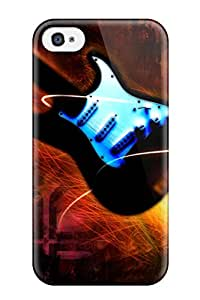New Arrival Case Cover With Caf-4232mWJtugTW Design For Iphone 4/4s- Rock