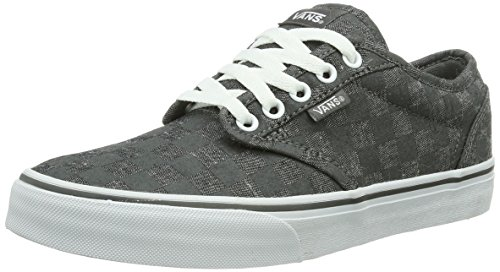 Atwood para Mujer Dfx Checkers Pewt Zapatillas Vans 36 zqgwpw