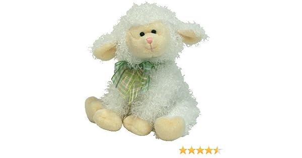59c6d9a8834 Amazon.com  Ty Beanie Babies Floxy - Lamb  Toys   Games