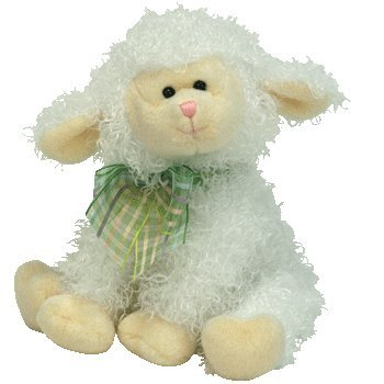 ea37b2c1758 Image Unavailable. Image not available for. Color  Ty Beanie Babies Floxy -  Lamb