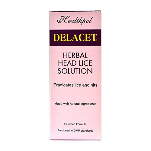 Healthpol Delacet Kopfläuse Lösung 100 ml [Misc.]