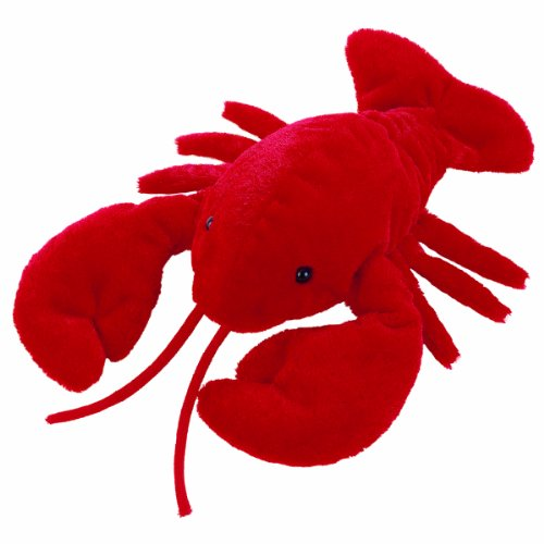 Mary Meyer Flip Flop Stuffed Animal Soft Toy, Larry Lobster, ()