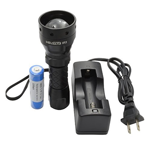 Helotex IR1 Infrared Illuminator Night Hunting Flashlight -