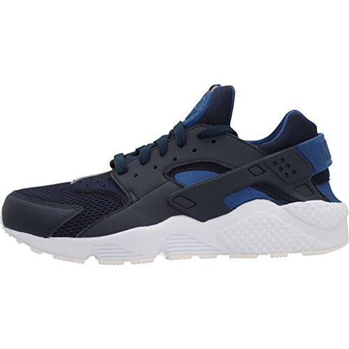 104 Scarpe Uomo Nike 318429 Sportive Blu W7wq8nHYa
