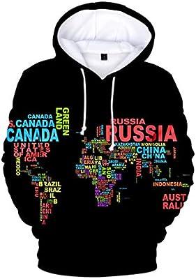 Hoodies Sweatshirt/Men 3D Print Fitness,Keep Calm and Work Out,Sweatshirts for Teen Girls