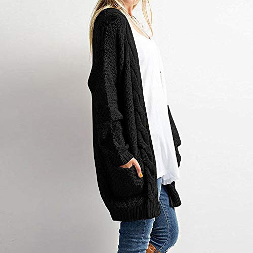 Cremallera Invierno Ropa Mujer Chaquetas Negro Suéter Jackets Ashop De Abrigo Outwear Mujer Algodón UvZZqg