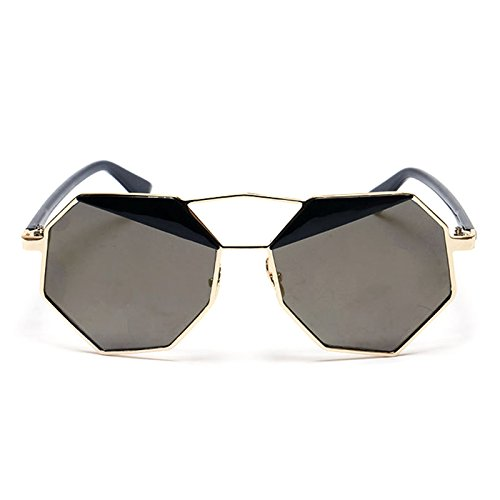 Amazon.com: anteojos de sol, Color TOOGOO (R) Espejo Diseño ...