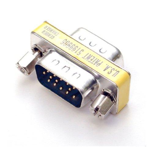 UPC 065030781121, StarTech.com VGA HD15 Slimline Gender Changer - M/M (GC15HSM)