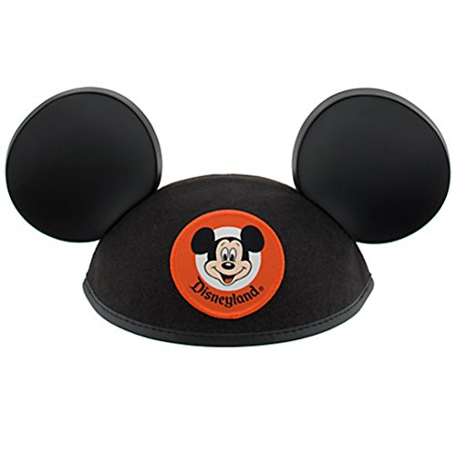 Disneyland Mickey Mouse Ears Black Hat - Youth - Disney Parks Exclusive