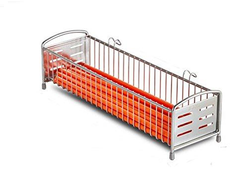 kaileyouxiangongsi 304 Stainless Steel Utensil Drying Rack/C