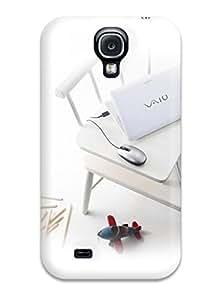 Cute Tpu ZippyDoritEduard Sony Vaio Milky White Case Cover For Galaxy S4