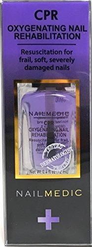 Pretty Woman NAIL MEDIC Nail CPR Oxygenating Nail Polish Rehabilitation VEGAN by Pretty Woman