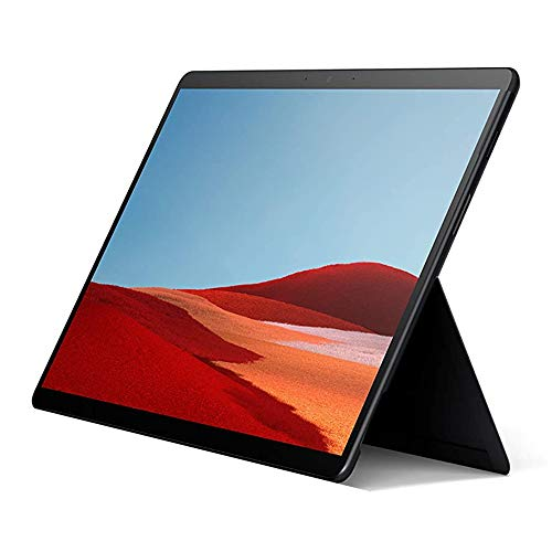 Microsoft Surface Pro X 2-in-1 Touchscreen Laptop, Microsoft SQ1, 16GB RAM, 512GB SSD, Adreno 685, Windows 10 Pro, QKG-00001 (Renewed)