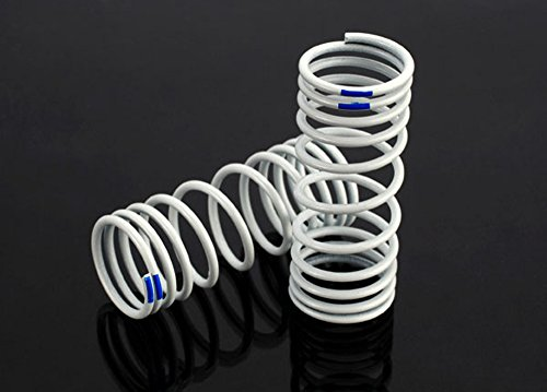 Traxxas 6864 Front Progressive Springs (+20% Blue Rate) (pair)