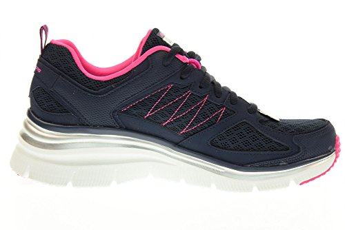 Pictures of Skechers Womens Fashion Fit - Not Afraid Blu 5