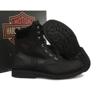 Harley Davidson, Stivali uomo Nero nero