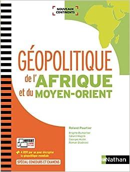 Géopolitique de lAfrique et du Moyen-Orient