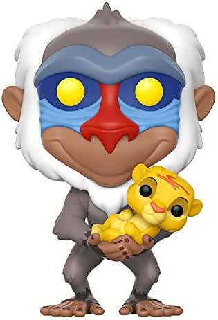 Funko Pop Disney: Lion King-Rafiki with Simba