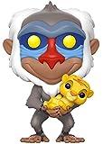 Figurine Pop ! Disney 301 - Le Roi Lion - Rafiki et Bébé Simba