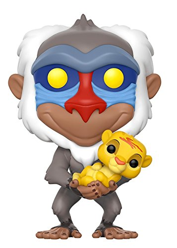 Funko Pop Disney: Lion King-Rafiki with Simba