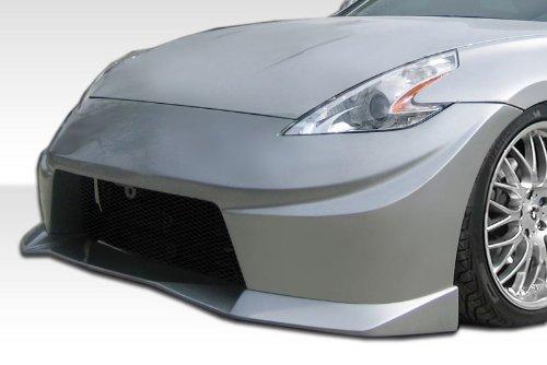 2009-2013 Nissan 370Z Duraflex N-2 Front Bumper Cover - 1 Piece