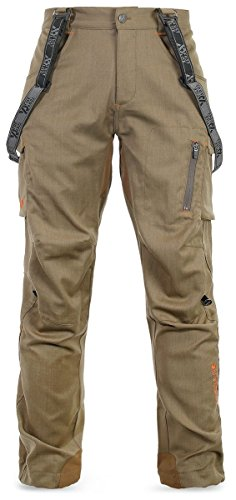 First Lite Obsidian Pant, Color: Dry Earth, Size: Xlt (Mbobsdext) by First Lite