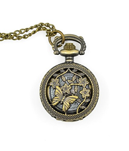 Cat Pendant Watch - 7