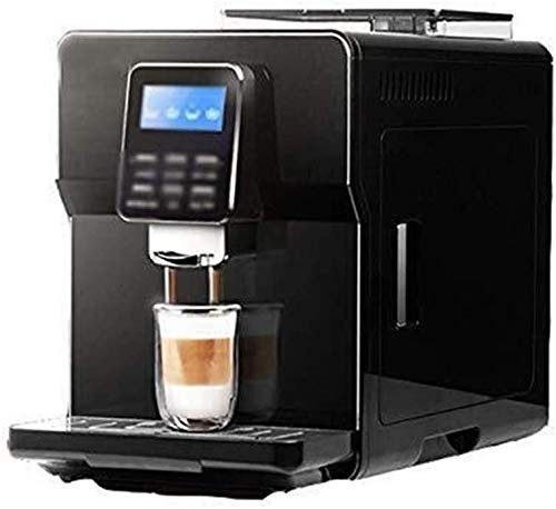 XHCP Coffee Machine Coffee Maker Espresso Machine, One-Button Fancy Coffee Consumer and Commercial Coffee Machine Automatic Bean Grinding System