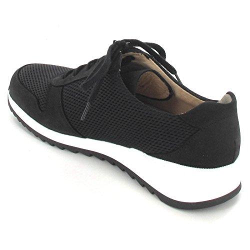 Finn Comfort - Zapatos de cordones para mujer negro negro *