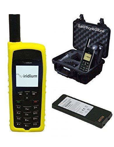 Lifelines Microphone Cable - Iridium 9555 Satellite Phone Deluxe Package
