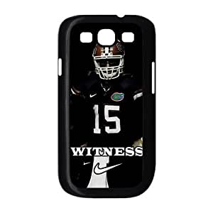 Jany store123 store Custom Denver Broncos Tim Tebow from NCAA Florida Gators black plastic Case for Samsung Galaxy S3 I9300 cover