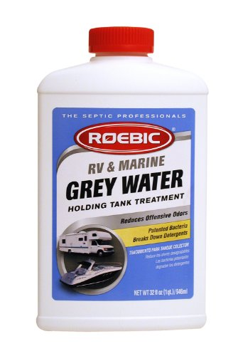 Roebic GW-Q-12 32-Ounce RV and Marine Water Treatment, Grey by Roebic
