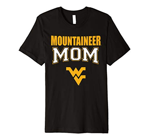 West Virginia Mountaineer Mom T-Shirt - Apparel