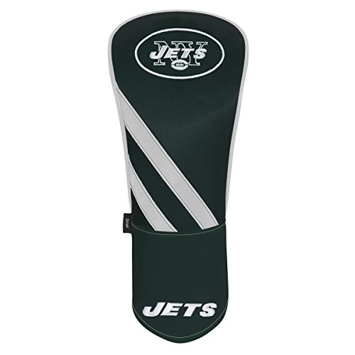 Team Effort NFL New York Jets Individual Driver (Jets Headcover)