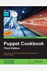 [(Puppet Cookbook)] [By (author) Thomas Uphill ] published on (February, 2015) Paperback