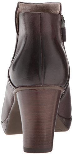 Miley Burnished Boot Dansko Chocolate Women's Ankle Calf 5qgawavBXc