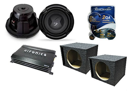 q power subwoofer box package - 6