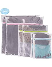 UOON Mesh Laundry Bags - Essentials Reuse Durable Washing Machine Bag for Delicates Blouse,Hosiery,Underwear,Bra,Lingerie Baby clothes