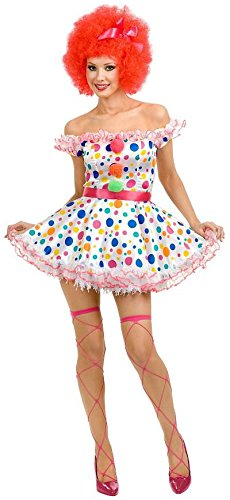 (Clown Adult Costume (X-Large))