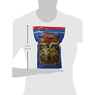 Herr's Peanut Butter Filled Pretzels, 28 Ounce