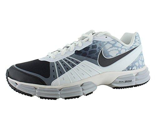 Nike Mens Dual Fusion TR 5 Print 9.5 M US Anthracite/Pure Platinum/Wolf Grey