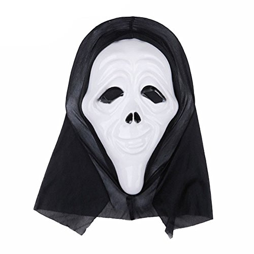 Supersoft Doa Mask (Nacome New Halloween Funny Diversity Fancy Ball Mask (D))