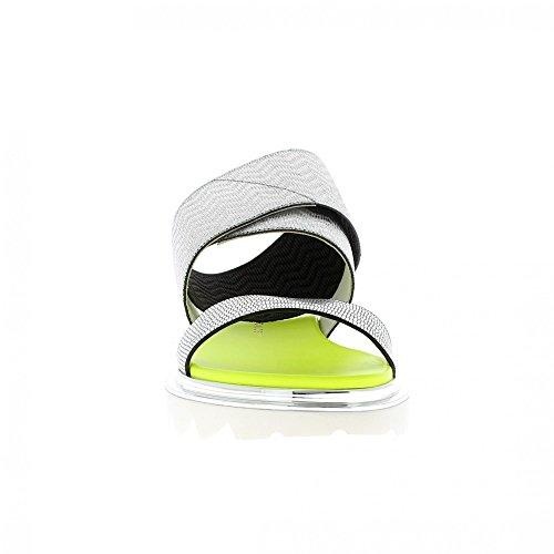 United Sandalo Sandal X Nude Silver qYXAY4w