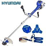 Hyundai 51cc 2-Stroke Anti-Vibration Petrol Grass Trimmer/Strimmer/Brushcutter HYBC5080AV