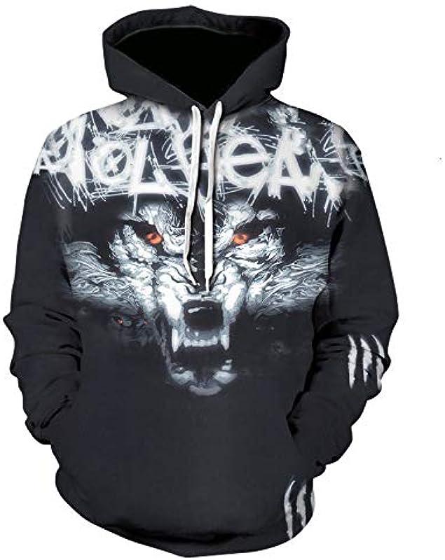 2020 Neue 3D-Eckpullover Męskiemütze Mode Herbst Winter Straße Hip Hop Męskiehut Casual Sweater Casual Brand Sweater Męskie S-Le_063_XXXL: Odzież
