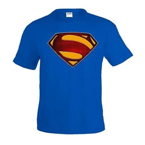 c4cf952301 1 Custom Camiseta 2013 De Logo Superman Hombretalla Mx Games qpLVGzSUM