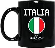 Kids Soccer EUROS 2021 2020 Italy Nation Soccer Team Mug Mug