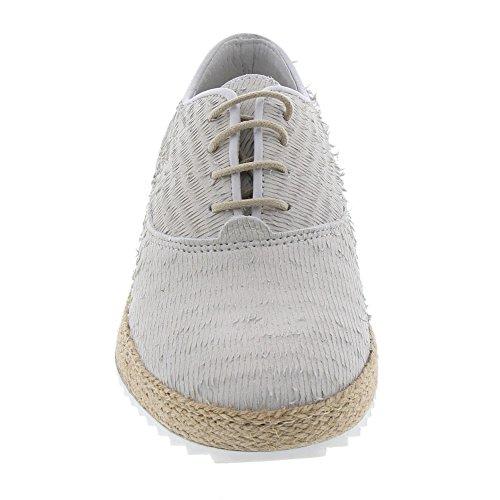 à pour Chaussures 00260 ville femme de MARC Weiß lacets 000087050100260 0gwXqHgna