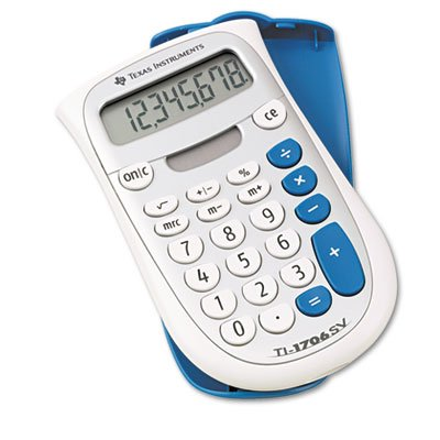 TEXTI1706SV - Texas Instruments TI1706 SuperView Handheld Calculator by Texas Instruments